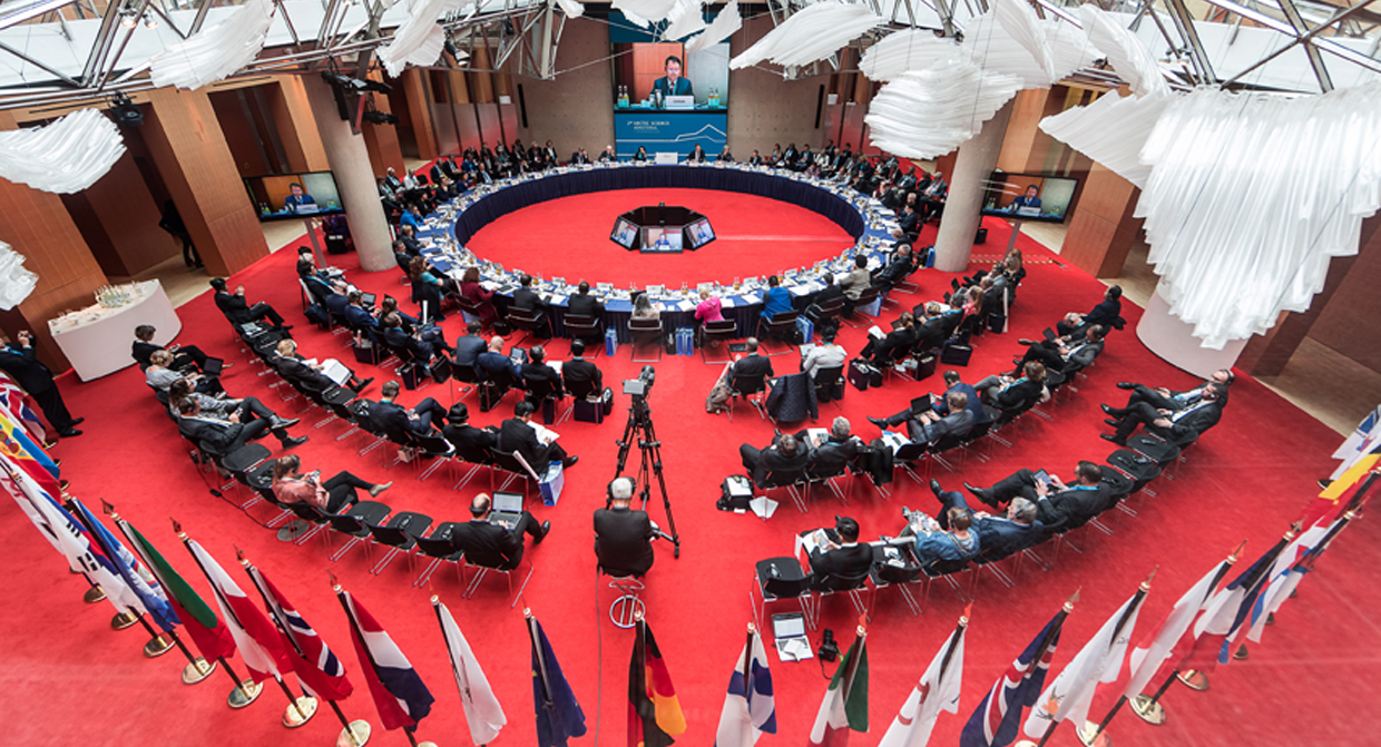 2nd Arctic Science Ministerial